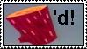 LOG'd Stamp by StampBandWagon