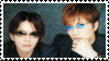 Gackt+Hyde Stamp by StampBandWagon