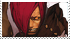 Orochi Iori Stamp by StampBandWagon