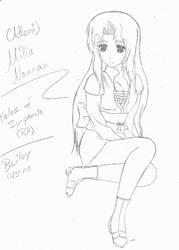ToS RPC: Akemi-Mika Naaman by WinterMoon90-94