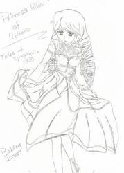 ToS - Princess Hilda by WinterMoon90-94