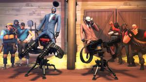 spies cowboys