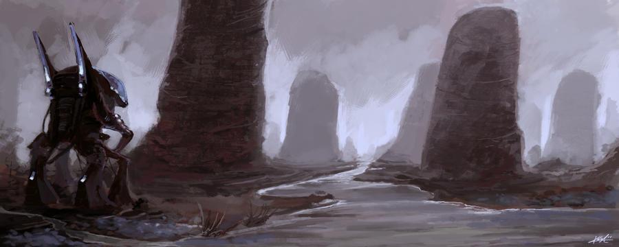Environment 9.9.11 by KalaSketch