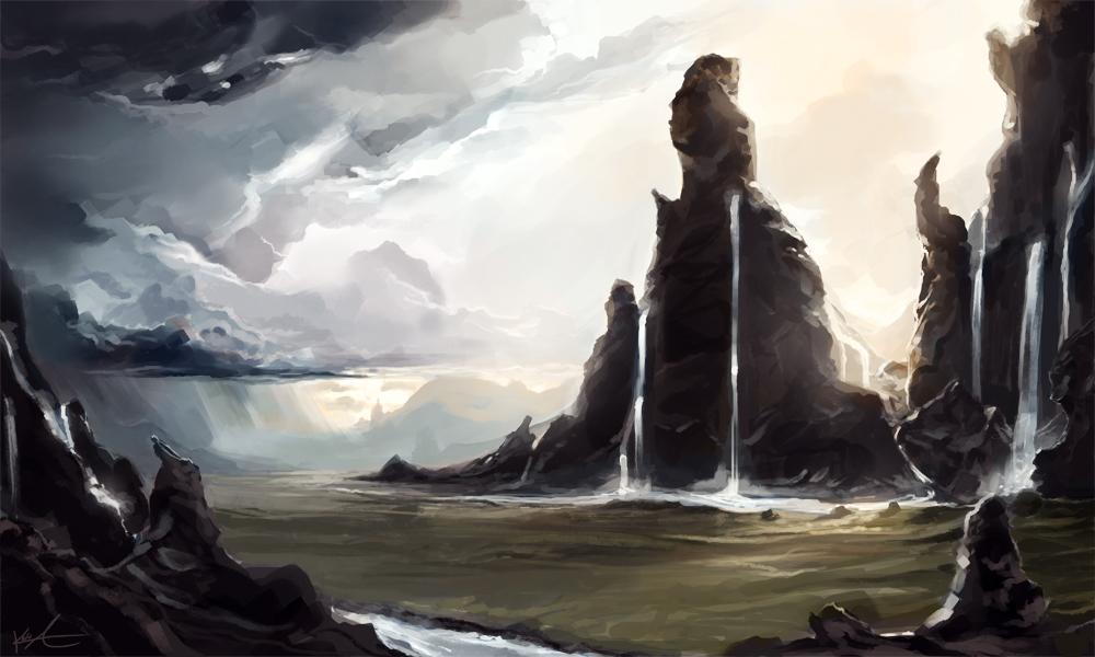 Storm by Kala-A