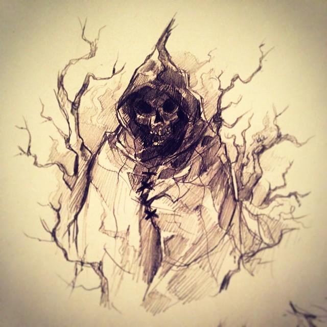 Spooky by Kala-A