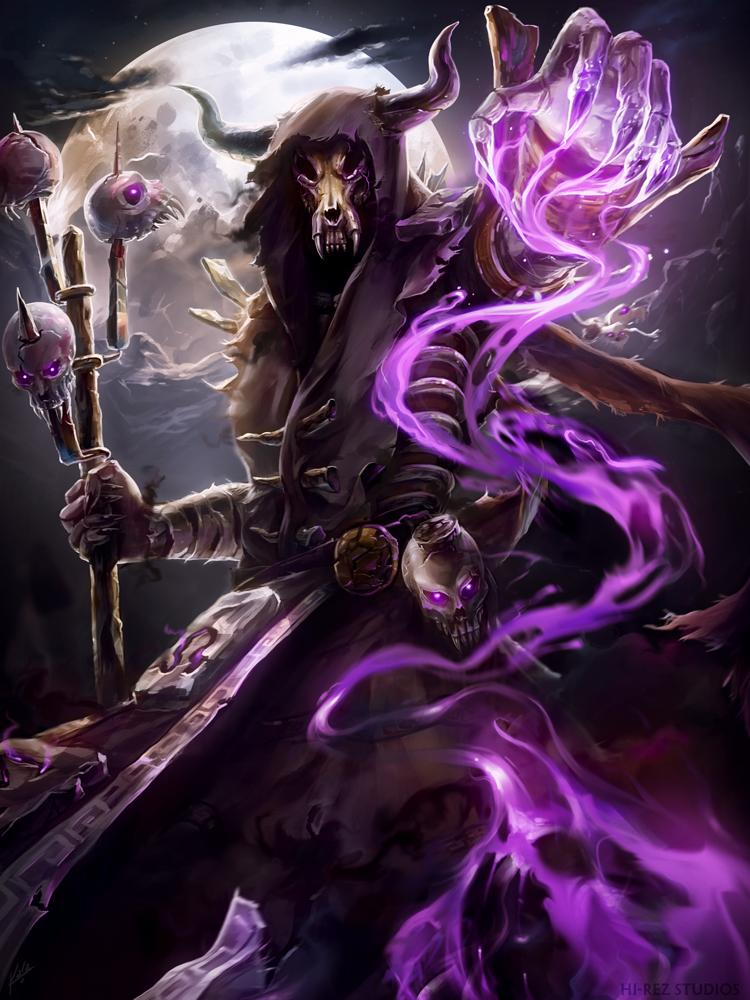 Hades- Soultaker by Kala-A