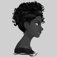 Curls by KalaSketch