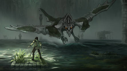 Avion: Shadow of the Colossus