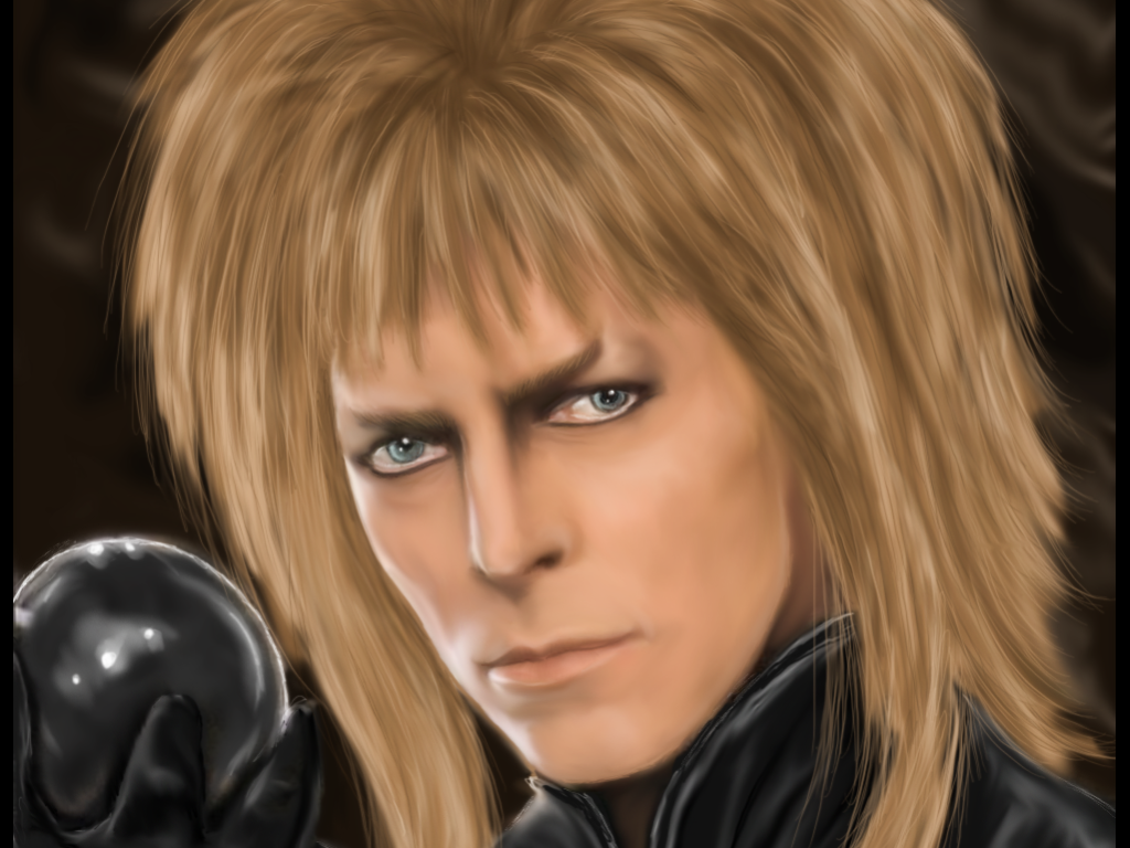 labyrinth wallpaper jareth - photo #7