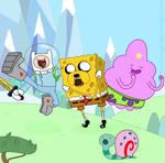SpongeJake AdventurePants