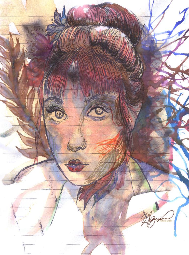 Daydreamer Annie by VAquino