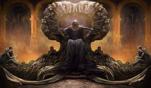 Asura throne
