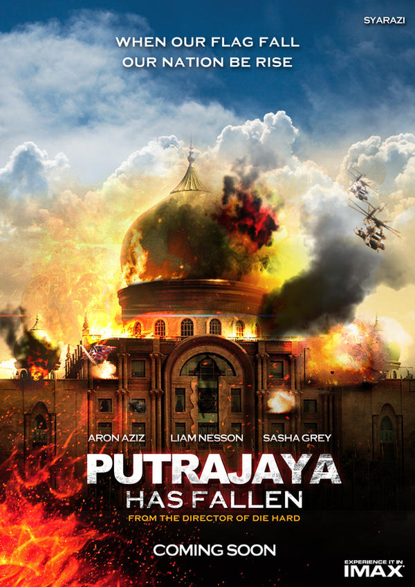 Putrajaya Has Fallen by RazytheLast