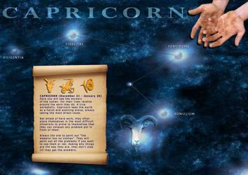 Capricorn by artnovation