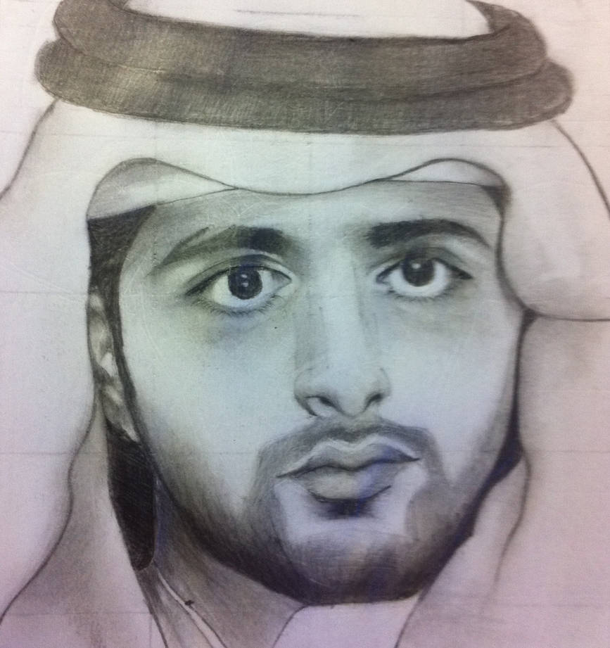 Sheikh Hamdan, Prince of Dubai by shirin-kaur on DeviantArt