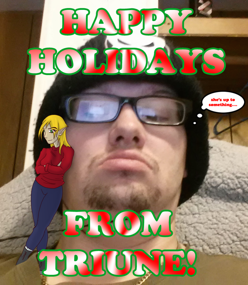 Happy Holidays from Triune by JHTriune