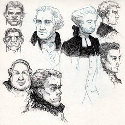 DoctorSyn_concept characters
