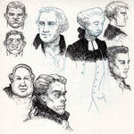 DoctorSyn_concept characters by MyStarkey