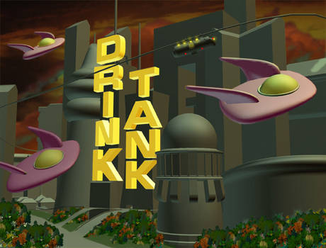 Cover Art For Drink Tank