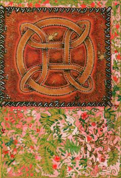 Sketchbook Cover, Front