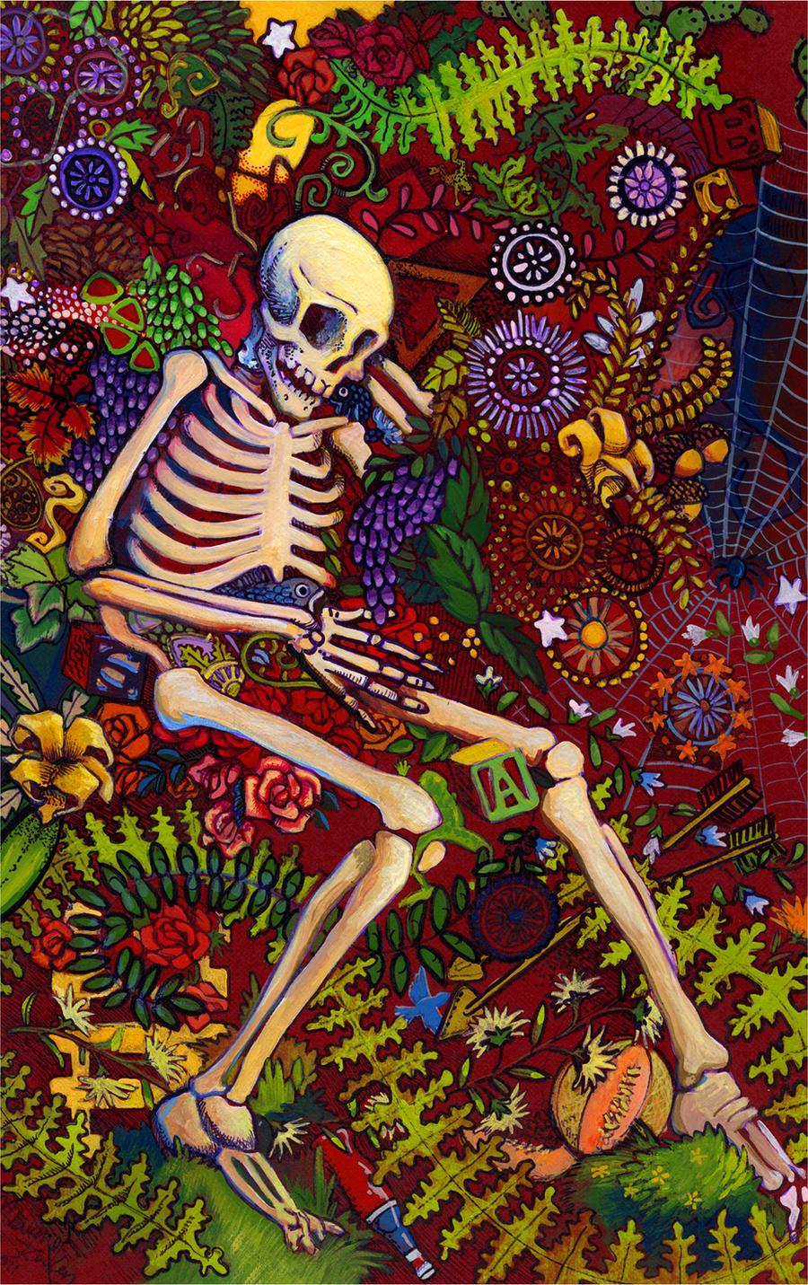 Day Of The Dead 2011 By MyStarkey