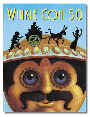 Cover to WinkieCon50 by MyStarkey