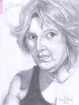 Maurine at 64