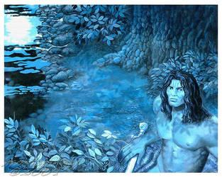 Pendarin In The Woods by MyStarkey