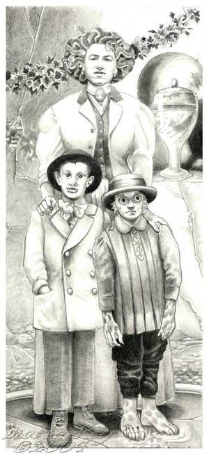 Children of Minos III