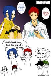 Yukimura and Akashi by chacocat