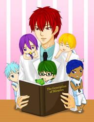 Story time with Akashi