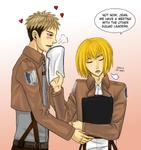 Not Now (Jean/Armin)