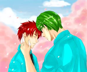 memories of those distant days (AkaMido)