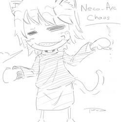 28+ Neco Arc Chaos  PNG