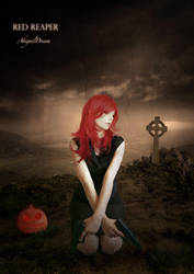 Red Reaper by AbigailDream