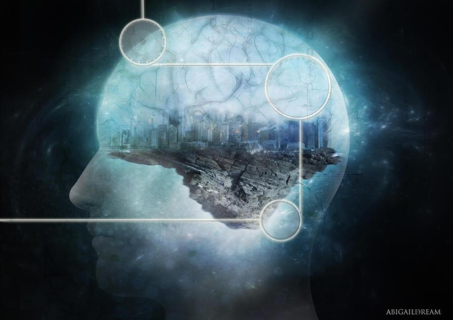 Human Mind by AbigailDream