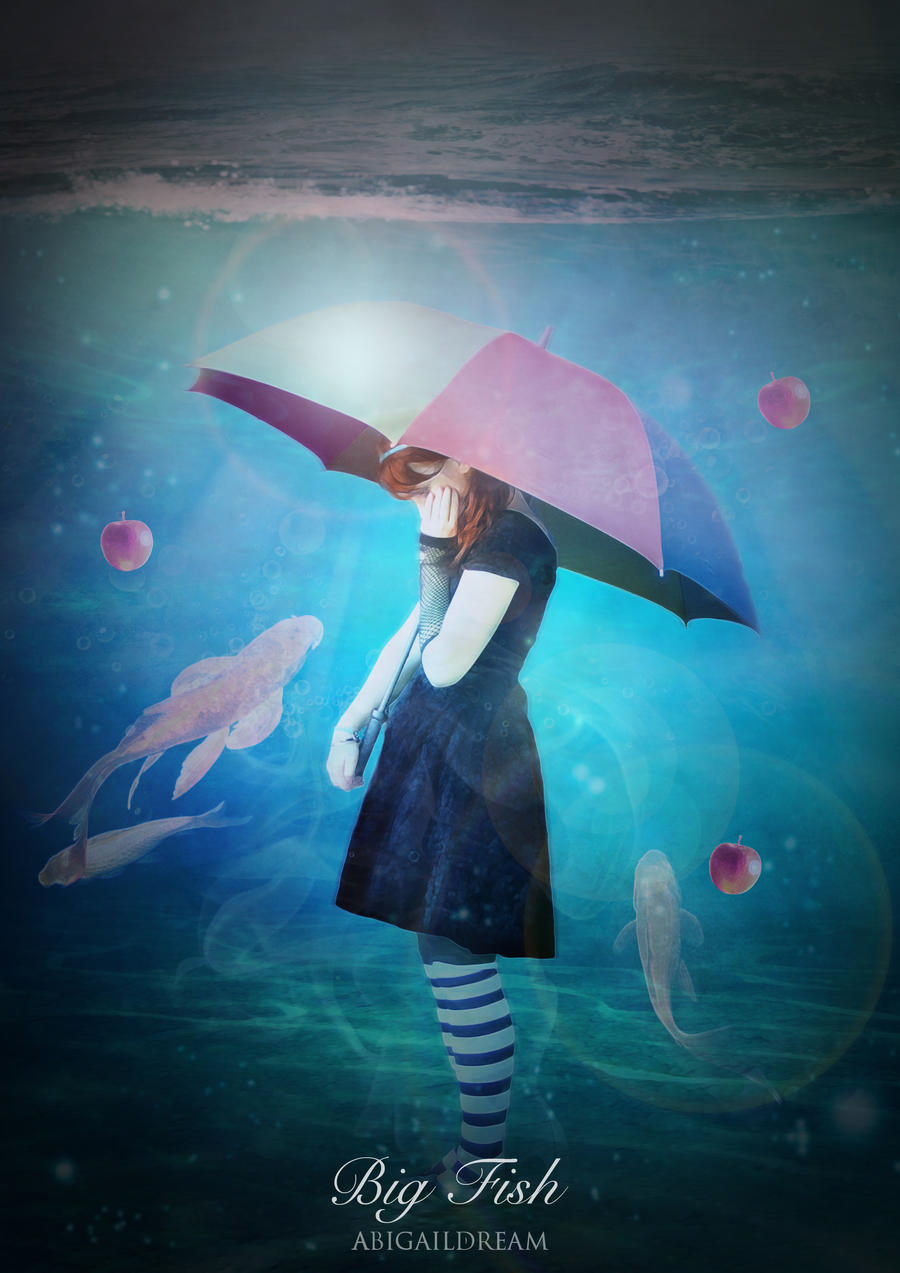 Big Fish by AbigailDream