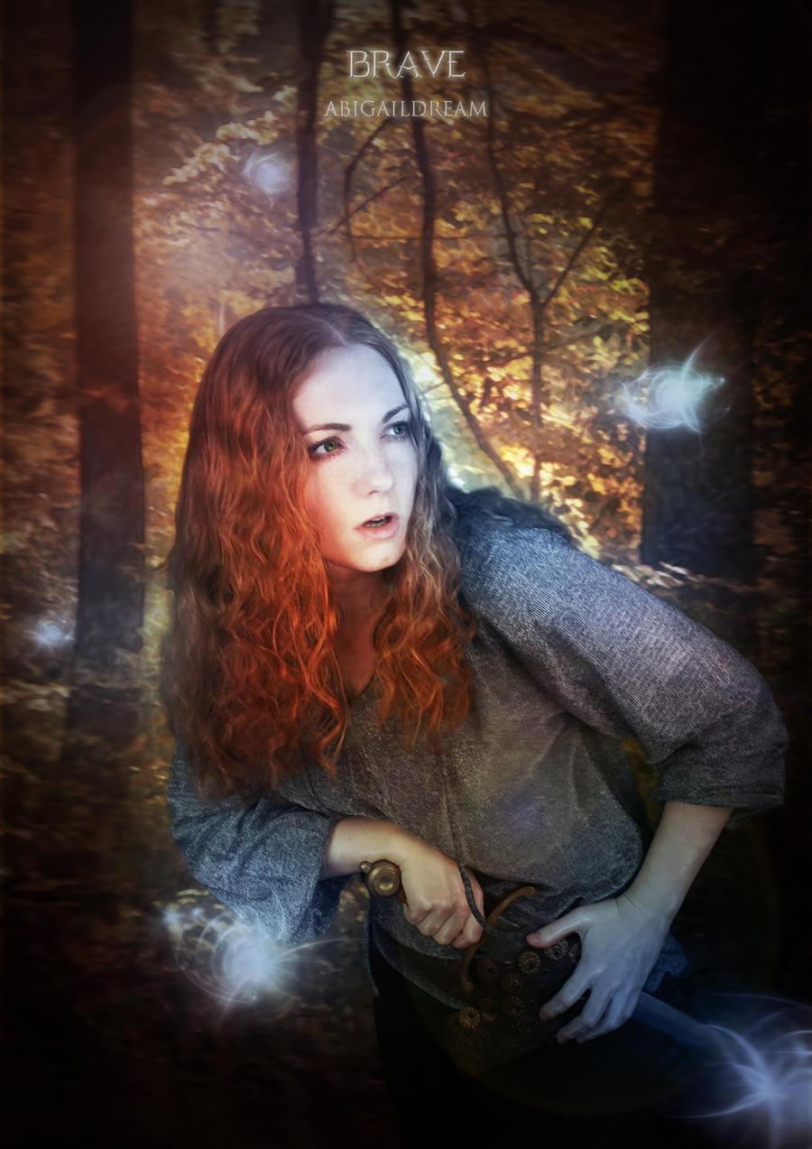 Brave by AbigailDream