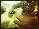 Golem smash by Sergon