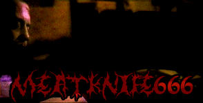 Signage for Meatknife666 by Wormed
