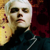 Gerard Way Icon for Niiro by ShadowDivision
