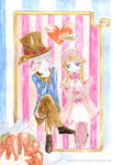St.Valentine - Berry Lovely by spicyginger
