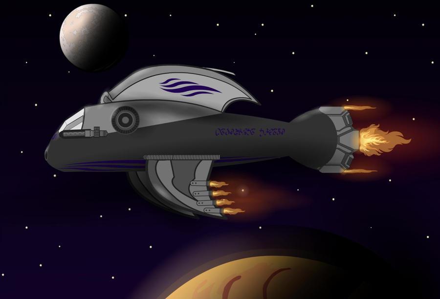 Starlight Hunter by DionneJinn