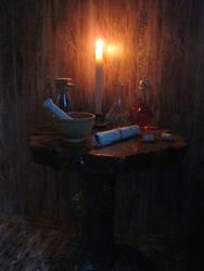 Bit of Alchemy by DionneJinn