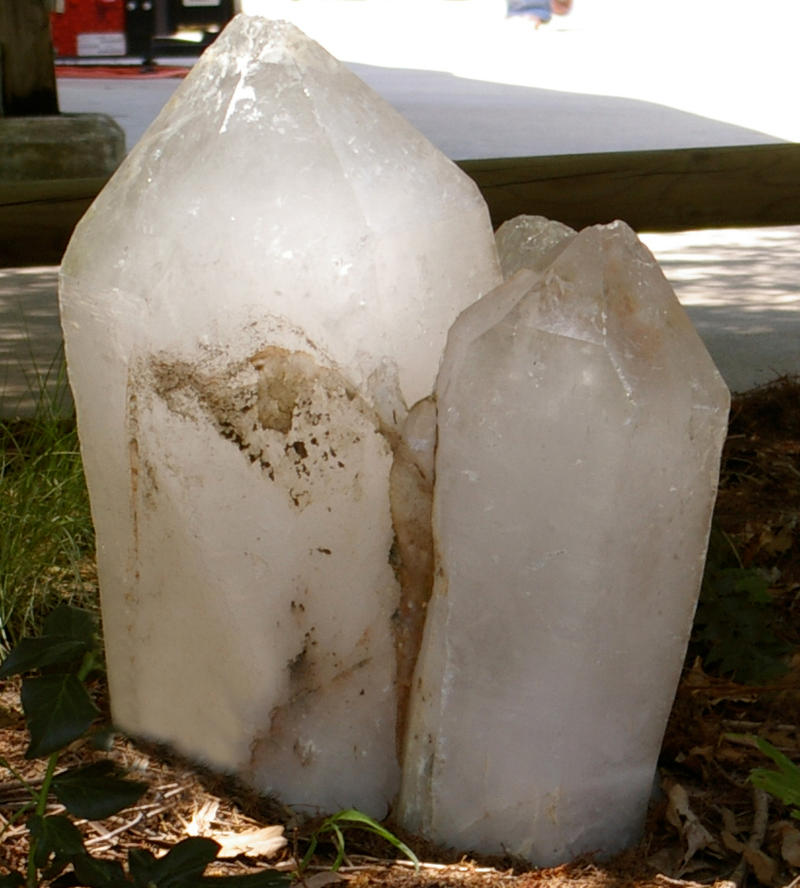 Quartz Crystals by OverStocked