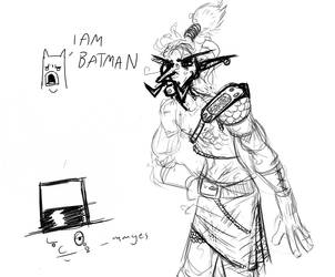 Sketches 4 by PandaBandit