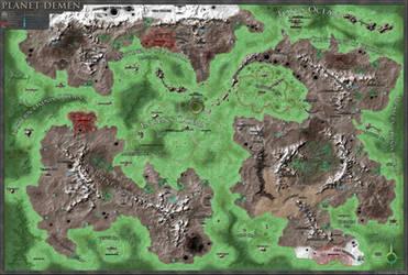 Demen Map