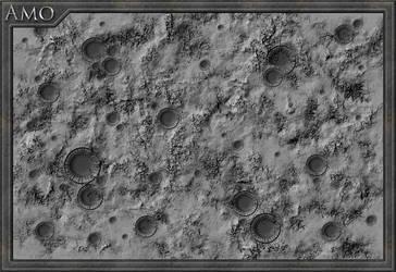 Amo, the first moon of Demen