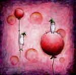 Balloons by Shiibo