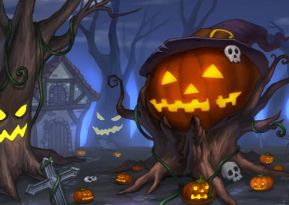 Halloween by GCFoFoCaS